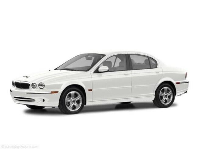 2003 Jaguar X-Type 3.0 Sedan