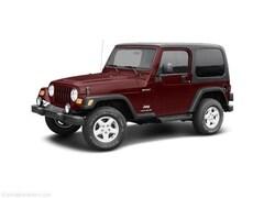 Used Vehicles for sale 2003 Jeep Wrangler 2dr X Sport Utility in Sierra Vista, AZ