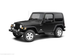 Pre-Owned 2003 Jeep Wrangler Sahara SUV for sale in Lima, OH