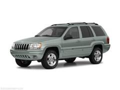 2003 Jeep Grand Cherokee 4DR Laredo Laredo  SUV