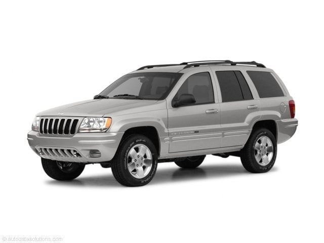 2003 Jeep Grand Cherokee Laredo SUV