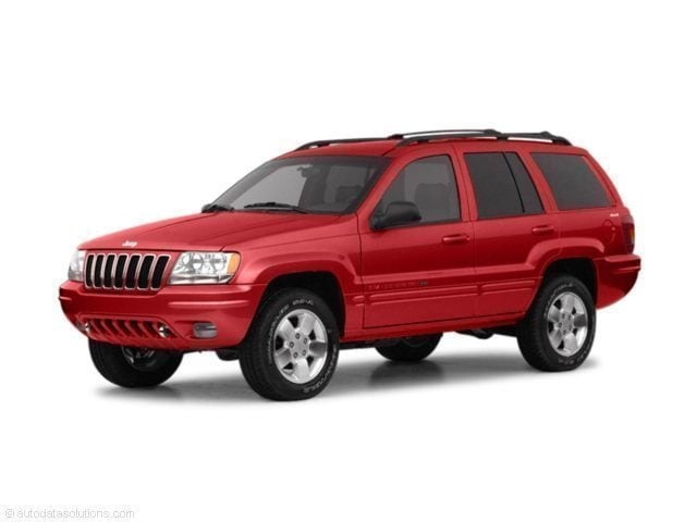 2003 Jeep Grand Cherokee 4dr Overland 4WD Sport Utility