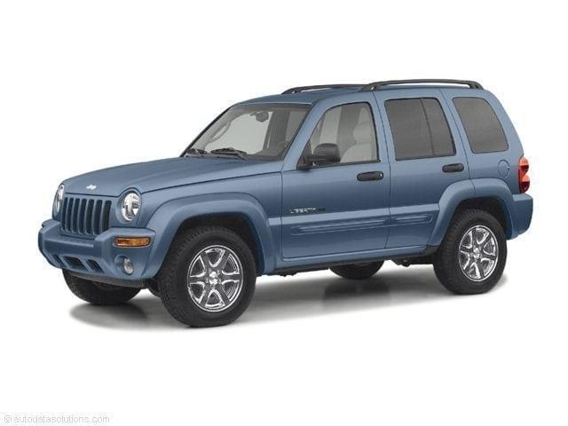 2003 Jeep Liberty Sport SUV