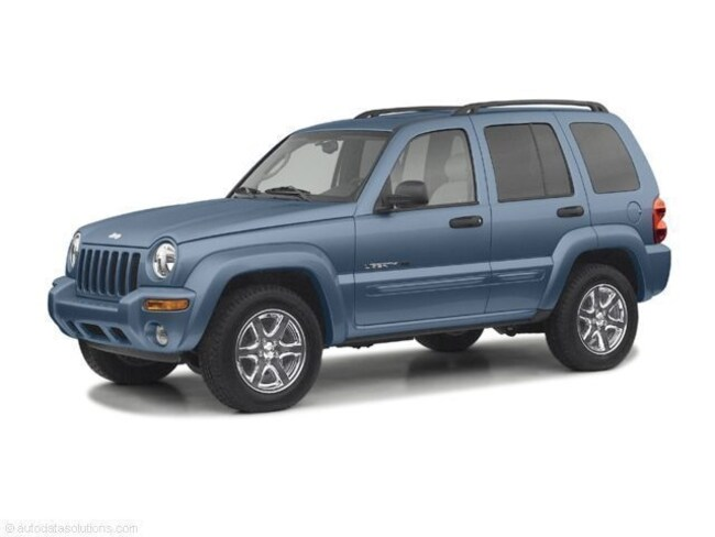 Used 2003 Jeep Liberty Sport SUV in Manchester, NH