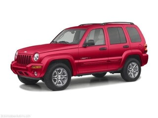 2003 Jeep Liberty 4dr Limited 4WD Sport Utility