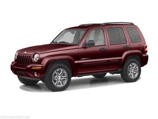 Used 2003 Jeep Liberty Limited Edition SUV Helena, MT