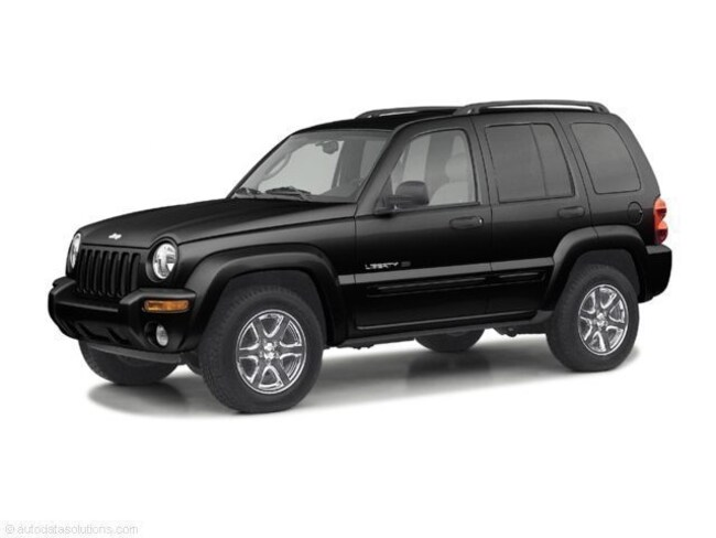 Used vehicle 2003 Jeep Liberty Limited Edition SUV for sale near you in Lakewood, CO