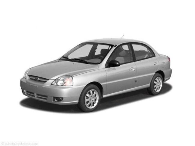 2003 Kia Rio Base Sedan