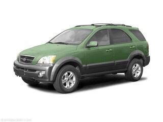 2003 Kia Sorento SUV