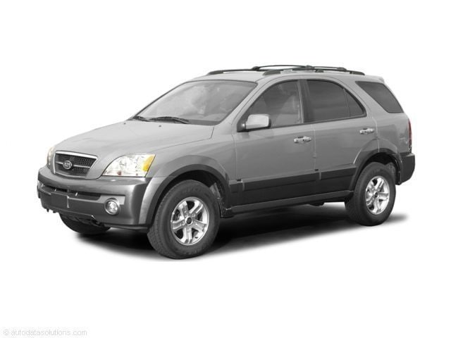 2003 Kia Sorento LX SUV for sale near Pittsburgh, PA