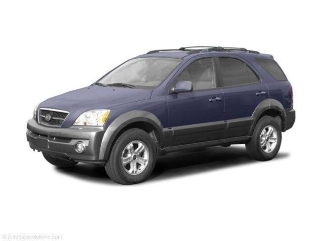2003 Kia Sorento EX SUV