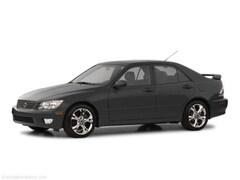 2003 LEXUS IS 300 Base w/5-Speed Sedan