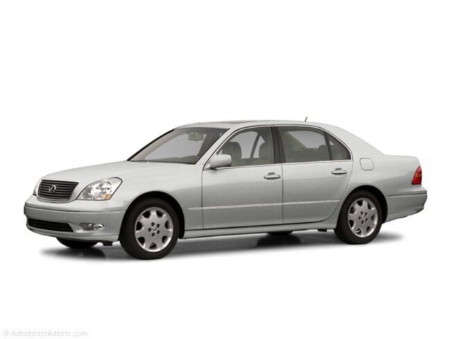Used 2003 LEXUS LS 430 4dr Sdn Car in Cathedral City