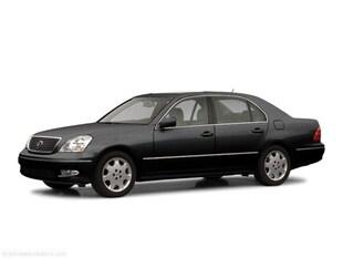 2003 LEXUS LS 430 Base Sedan