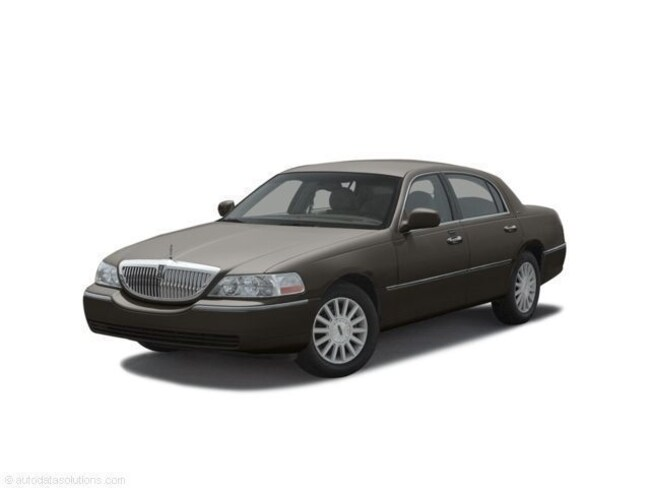 Used 2003 Lincoln Town Car For Sale Westmont Il