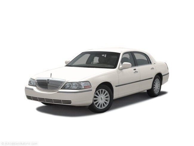 Used 2003 Lincoln Town Car For Sale Westlake Oh 1lnhm81wx3y613382