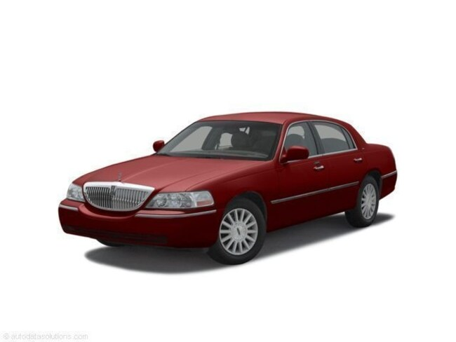 Used 2003 Lincoln Town Car For Sale Bloomington In