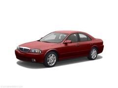 Used 2003 Lincoln LS Sedan