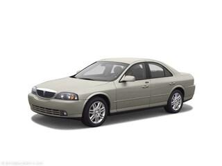 2003 Lincoln LS V8 Sedan