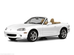 2003 Mazda Miata LS Convertible