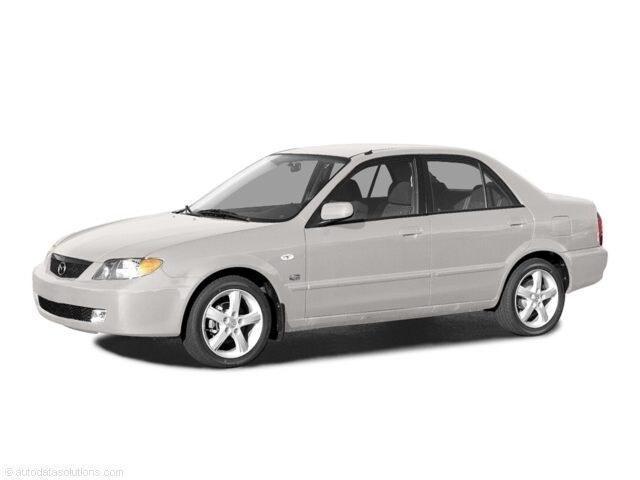 2003 Mazda Protege ES Sedan