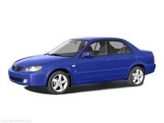 Used 2003 Mazda Protege Sedan Abilene, TX