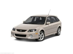 2003 Mazda Protege5 Base Wagon