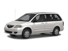 2003 Mazda MPV LX-SV Minivan/Van V6 DOHC 24V 3L 5-Speed Automatic with Overdrive A81717