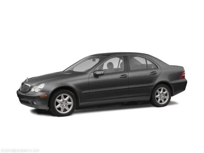 2003 Mercedes-Benz C-Class C240 Sedan