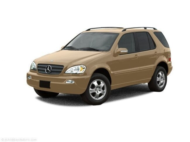 Used 2003 Mercedes-Benz M-Class For Sale | Ocala FL | 1KT5231B