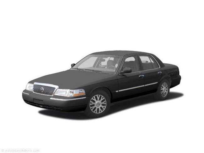 Used 2003 Mercury Grand Marquis GS Sedan for sale in Cooperstown, ND