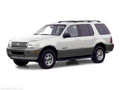 2003 Mercury Mountaineer SUV