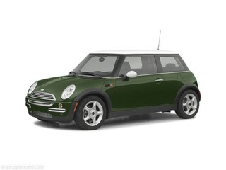 2003 MINI Cooper S Base Hatchback