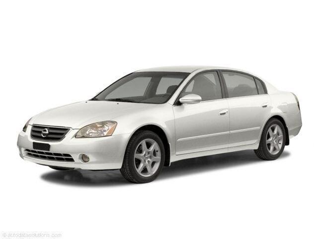 2003 Nissan Altima 2.5 S Sedan