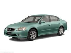 Used vehicles 2003 Nissan Altima 3.5 SE Sedan for sale near you in Savannah, GA