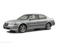 2003 Nissan Maxima GXE 4dr Car for sale at Lynnes Subaru in Bloomfield, New Jersey