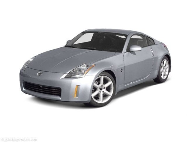 Used 2003 Nissan 350z For Sale Austin Tx