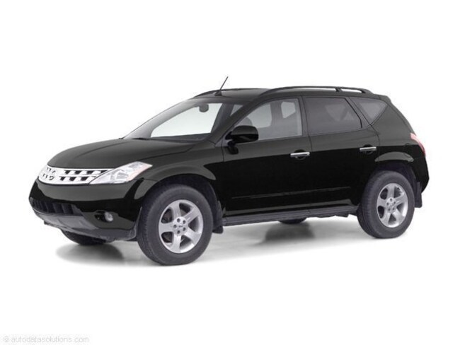 2003 Used Nissan Murano For Sale   Frederick CO   UC18-843A ...