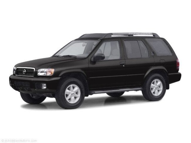 2003 Nissan Pathfinder SUV