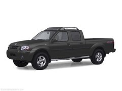 2003 Nissan Frontier XE  Crew Cab V6 Manual Std Bed Truck Standard Bed Crew Cab