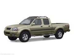 2003 Nissan Frontier SE-V6 Truck Long Bed Crew Cab