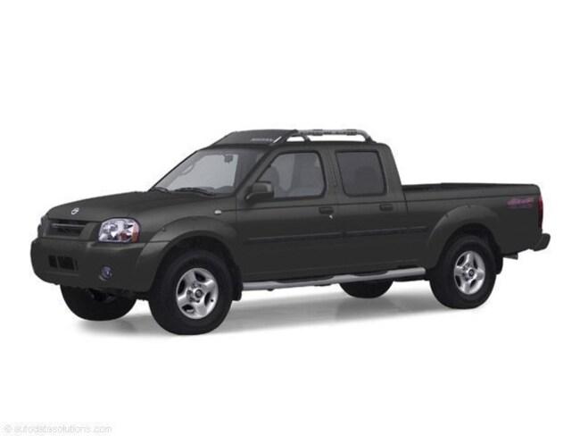 nissan frontier pickup 2003