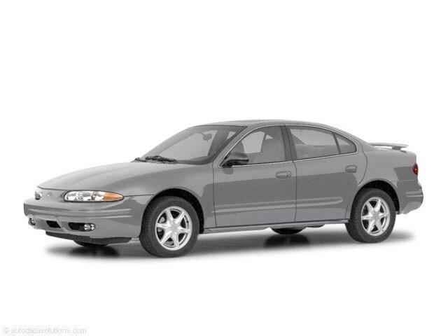 2003 Oldsmobile Alero GL1 Sedan 4 cyls