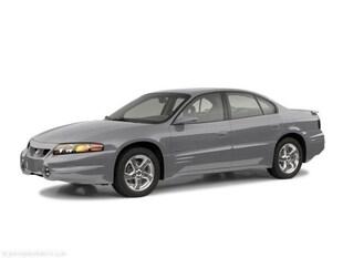 2003 Pontiac Bonneville SLE Sedan