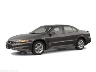 2003 Pontiac Bonneville Ssei SSEi  Supercharged Sedan