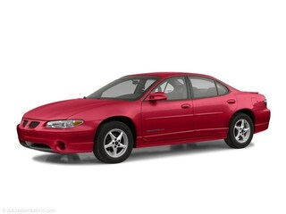 New 2003 Pontiac Grand Prix GT Sedan Grand Forks, ND