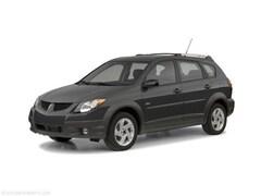 2003 Pontiac Vibe Base Fwd  Wagon