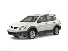 2003 Pontiac Vibe Base Hatchback