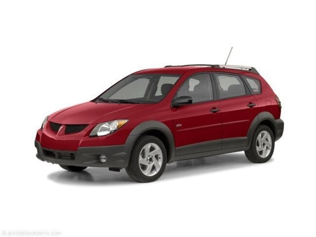 2003 Pontiac Vibe Base Hatchback
