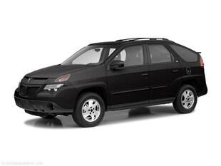 2003 Pontiac Aztek Base SUV